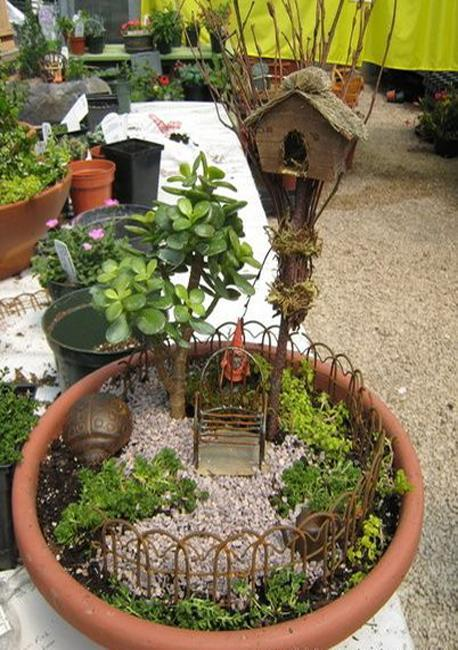 33 Miniature Garden Designs Fairy Gardens Defining New Trends In Container Gardening