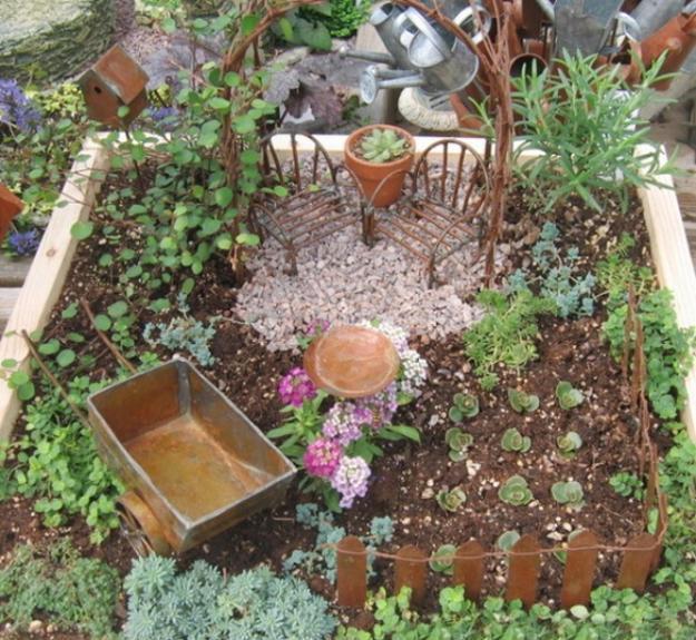Modern Container Homes: 33 Miniature Garden Designs, Fairy Gardens Defining New