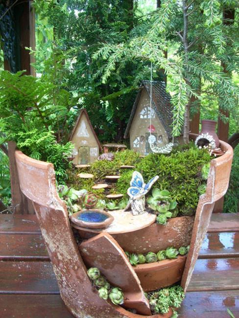 Pleasant 33 Miniature Garden Designs Fairy Gardens Defining New Download Free Architecture Designs Scobabritishbridgeorg