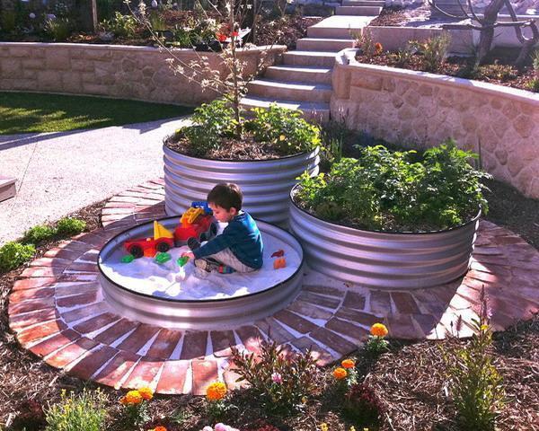 22 Fabulous Container Garden Design Ideas for Beautiful ...