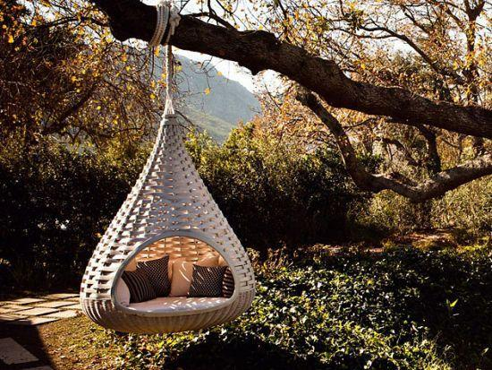 Hanging Bed Designs Inspired By Small Bird Nests
