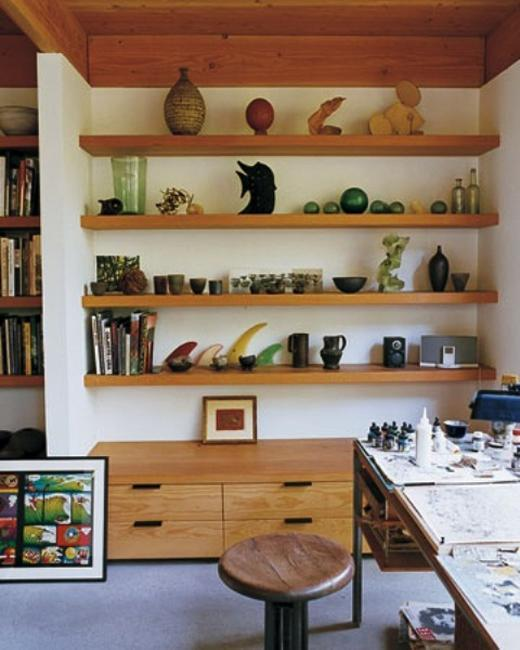 22 Home Art Studio Design And Decorating Ideas That Create Inspiring