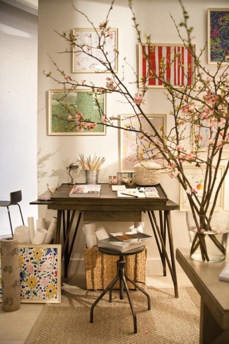 Creative Home Art Studio Design And Decorating Ideas