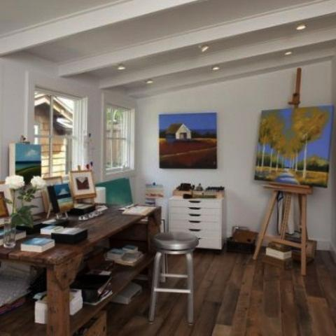 22 Home Art Studio Ideas Interior Design Reflecting