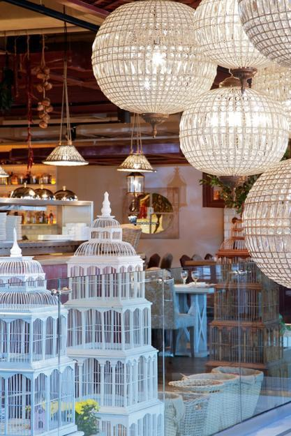 crystal glass pendant lights