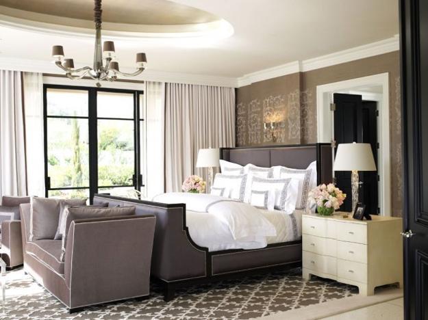 room makeover, modern bedroom design and decor