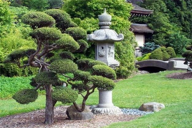 Beautiful Japanese Garden Design, Landscaping Ideas for ...