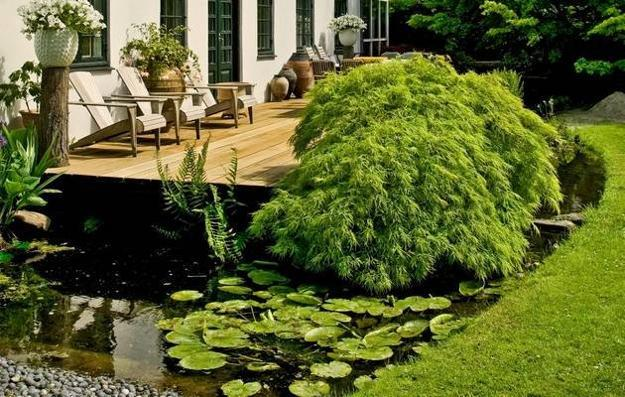 Backyard ideas inspired by oriental garden designs & Beautiful Japanese Garden Design Landscaping Ideas for Small Spaces