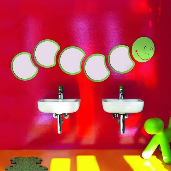 Colorful Kids Bathrooms Designer