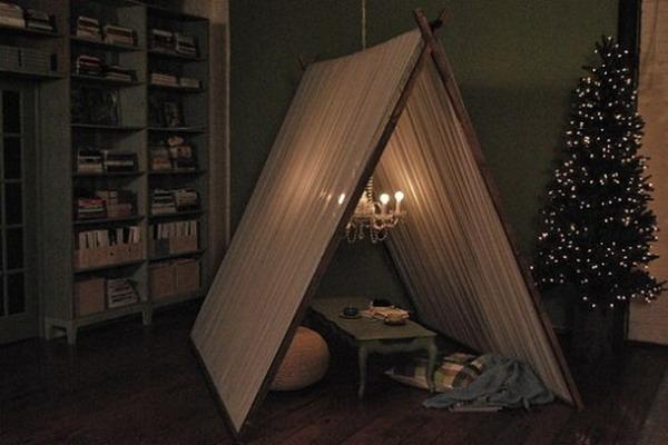 22 Kids Tent Ideas For Children Bedroom Designs And