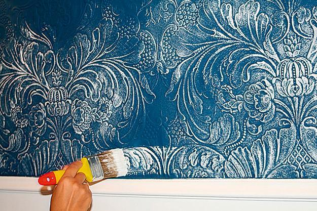 paintable wall coverings, modern wallpaper, lincrusta