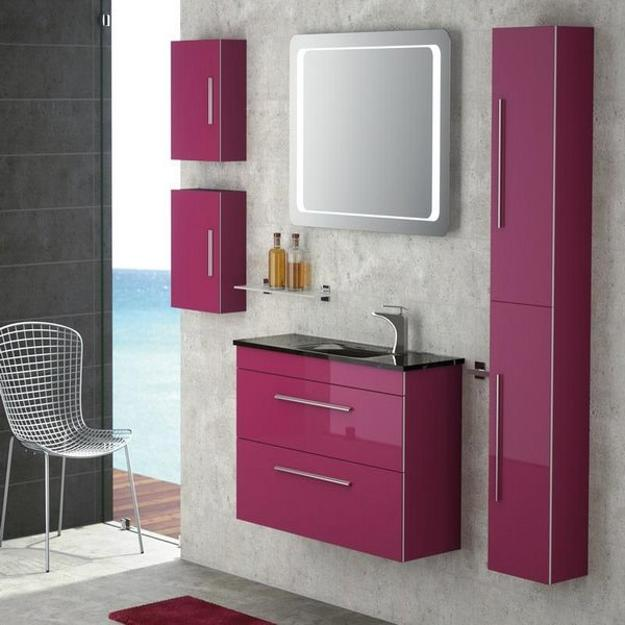 modern bathroom colors for stylishly bright bathroom design 12375