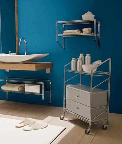 magnificent modern style storage ideas for small spaces | Modern Bathroom Design Trends in Storage Furniture, 15 ...