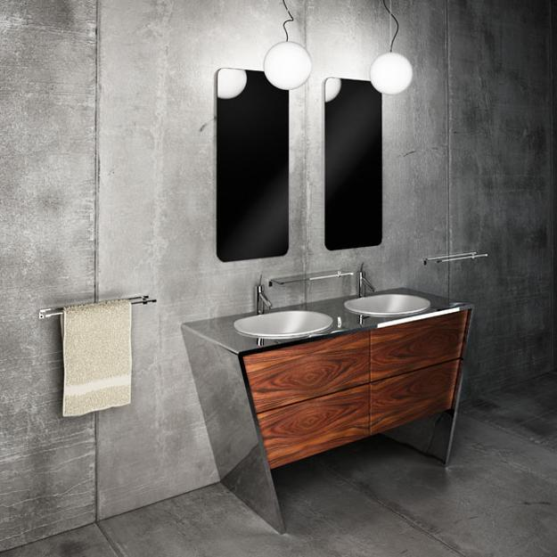 design trends in modern bathroom vanities and sinks