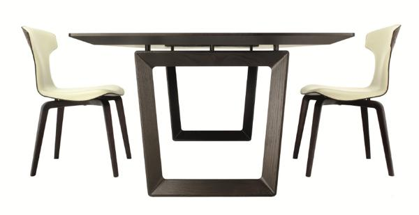 italian furniture design, modern chairs table
