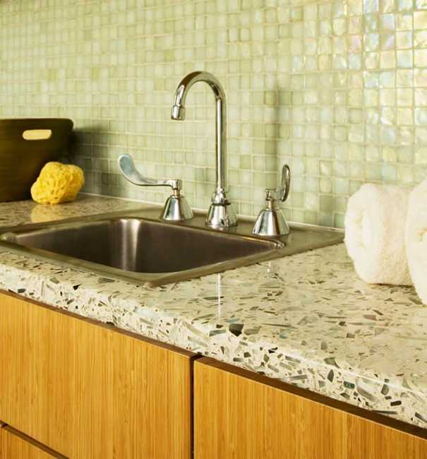 Best Ideas For Small Kitchens: 40 Great Ideas For Your Modern Kitchen Countertop Material