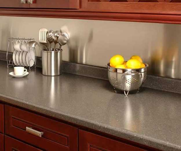Bronze Countertops For Modern Kitchens