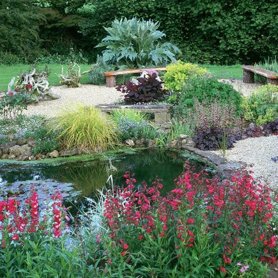Natural Backyard Landscaping Ideas, Save Money Creating