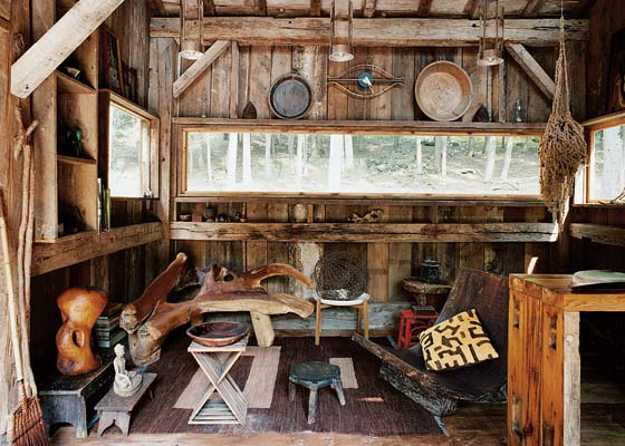 Interior Design And Decor In Rustic Style