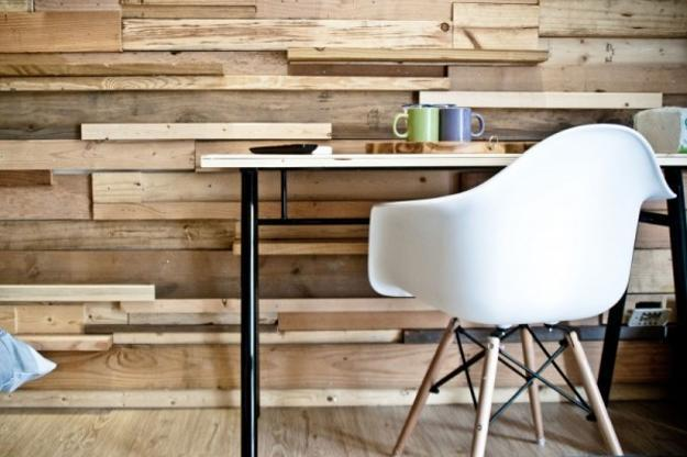 Modern Interior Design And Decor Ideas Recycling Salvaged Wood
