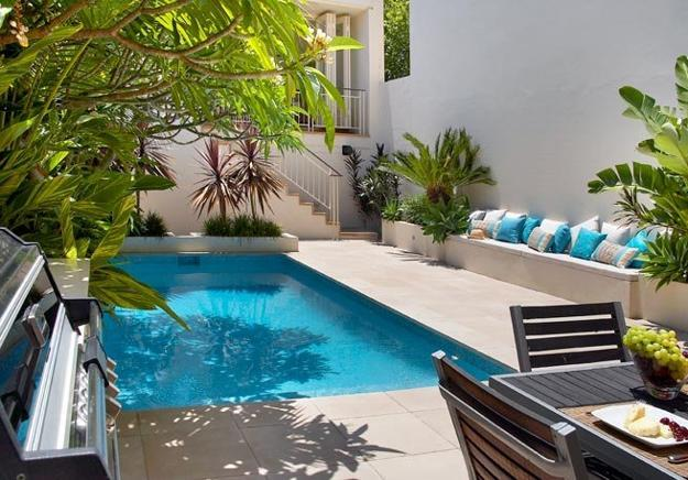 Swimming Pool And Patio Designs Beautiful Small Backyard Landscaping Ideas