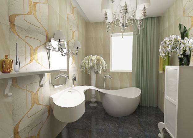 Small Bathroom Design Trends and Ideas for Modern Bathroom ...
