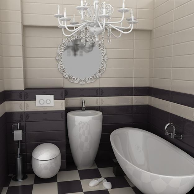 Small Bathrooms Design: Small Bathroom Design Trends And Ideas For Modern Bathroom