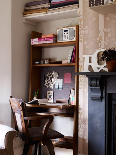 Tiny Home Designs: 25 Small Home Office Designs Creating Functional And