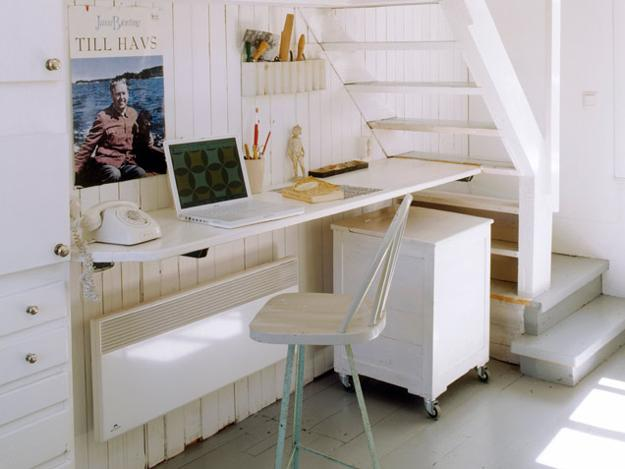 25 small home office designs creating functional and - Creating a small home office ...