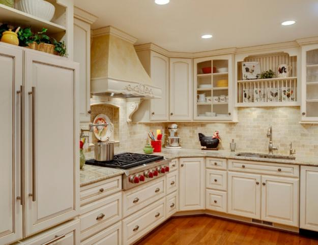 Small Kitchen Design In Classic Style By Mark T. White, CKD, CBD; Kitchen  Encounters; Annapolis, Md. Third Place: Jonas Carnemark, CKD; Carnemark;  Bethesda, ...