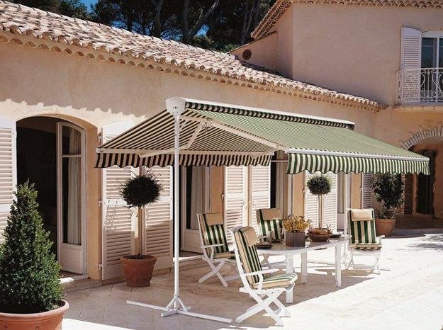 Home Design Backyard Ideas: 25 Sunshades And Patio Ideas Turning Backyard Designs Into