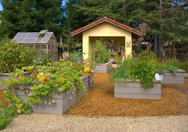 20 Raised Bed Garden Designs and Beautiful Backyard ... on raised garden boxes, raised garden bed plans, raised gardening plans, raised garden blueprints, raised garden plans and layouts, raised garden bed construction, raised veggie garden plans, raised planters design plans,