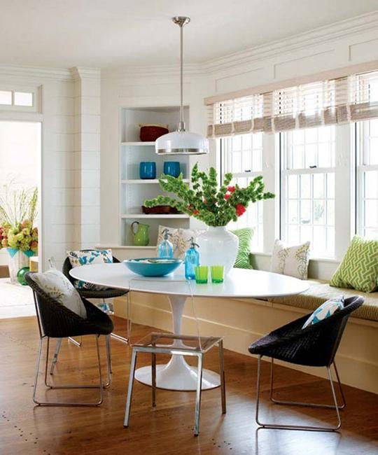 Decorating Ideas 15 Window Seats: 22 Creative Window Treatments And Summer Decorating Ideas