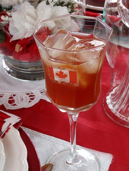 25 Canada Day Food Decoration Ideas Themed Edible