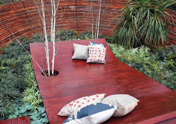 30 Unique Garden Benches Adding Inviting And Decorative