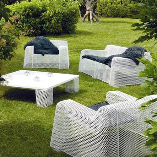 30 Unique Garden Design Ideas: 30 Unique Garden Benches Adding Inviting And Decorative