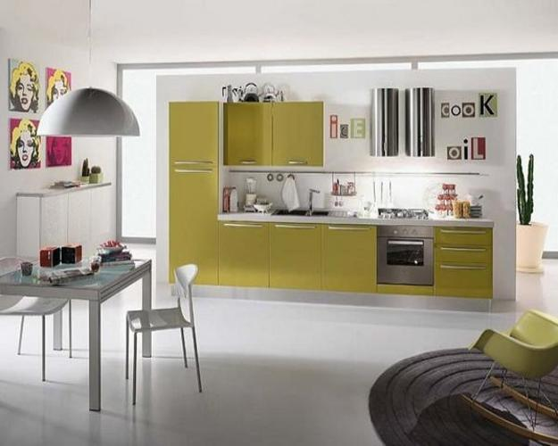 Tips For Kitchen Color Ideas: Modern Kitchen Design Trends Making Your Home Greener, 25
