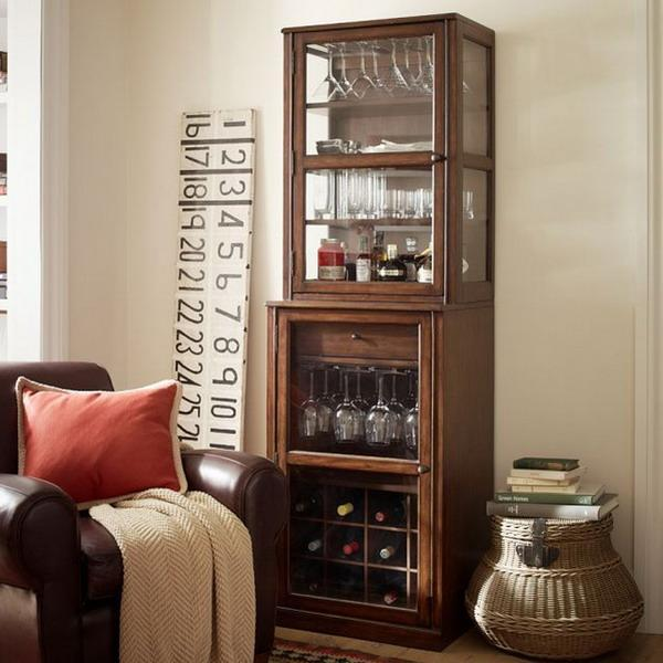 30 beautiful home bar designs furniture and decorating ideas - Home decor ideas for small homes ...