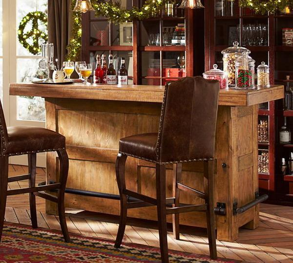 Home Bar Decor Ideas: 30 Beautiful Home Bar Designs, Furniture And Decorating Ideas