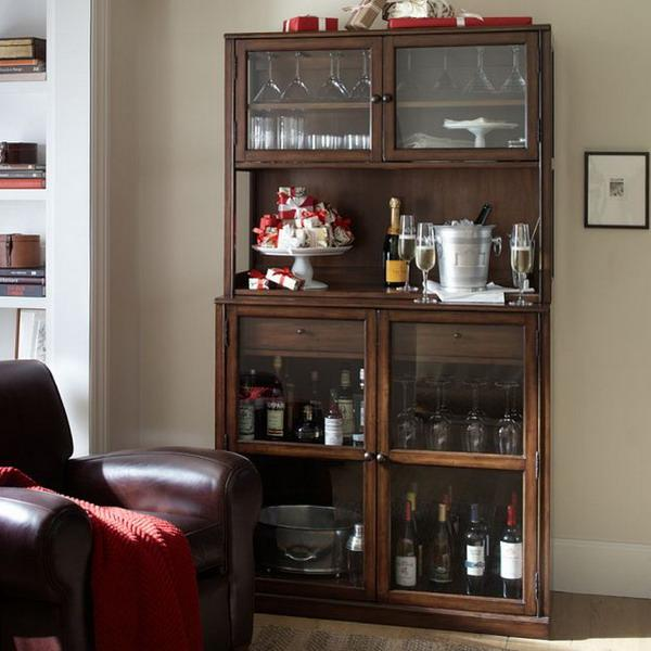 25 Mini Home Bar And Portable Bar Designs Offering: 30 Beautiful Home Bar Designs, Furniture And Decorating Ideas