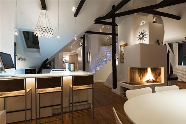 Modern loft interior design ideas modern loft interior design