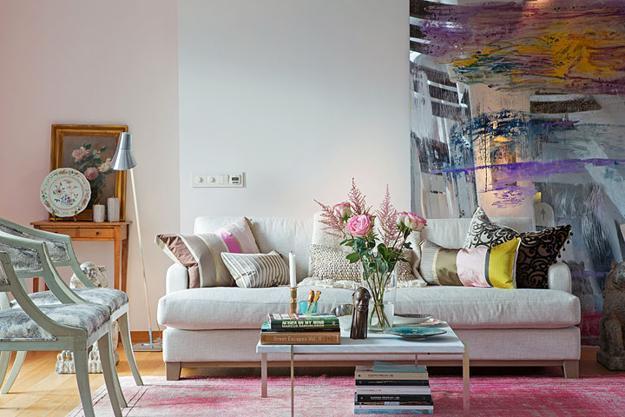 Beautiful Interior Design Ideas In Scandinavian Style