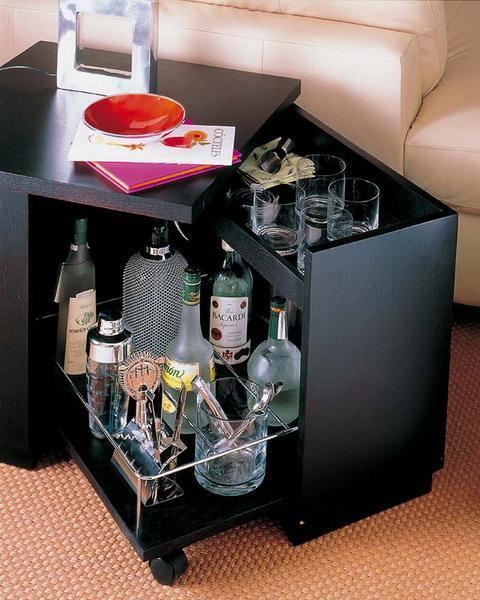 Home Mini Bar Designs