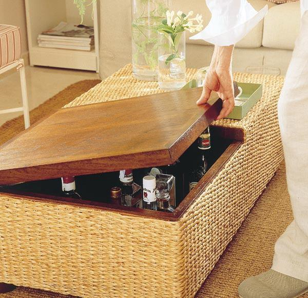Bar Designs For Small Spaces: 25 Mini Home Bar And Portable Bar Designs Offering