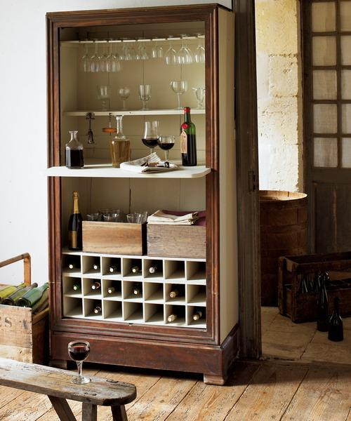 Home Bars Design Ideas: 25 Mini Home Bar And Portable Bar Designs Offering