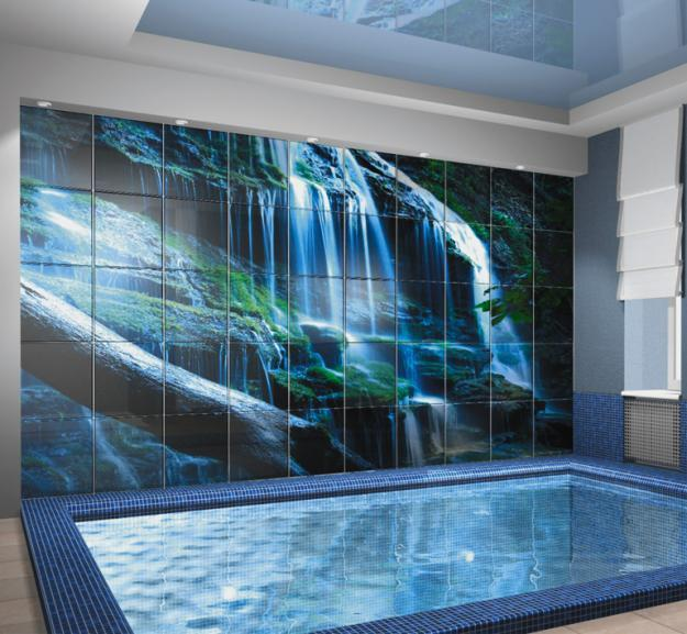 Modern Interior Design Trends In Bathroom Tiles 25