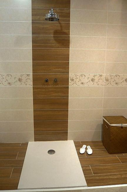 Modern interior design trends in bathroom tiles 25 for Modern bathroom tile designs
