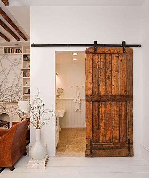 Interesting Interior Door Design Ideas