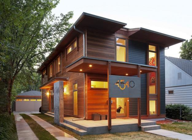 sustainable home design with energy efficient features