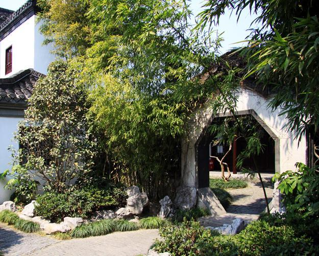 Elegant Chinese Garden Design Inspirations For Beautiful